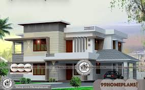 modern box type house designs with two story simple
