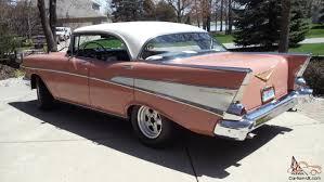1957 Chevy Chevrolet Belair 210 / 4 Door Hard Top/ VIN VC57N224620