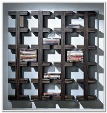 wonderful wall mounted shelves for dvd and cd rack in storage inspire intended 16