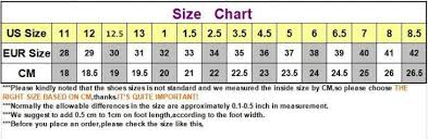 Studious Chinese Shoe Conversion Chart Chinese Toddler Shoe