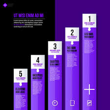 Infographic Bar Chart Template | Free Vectors | Ui Download