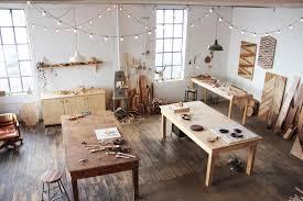 40 Inspiring Workspaces Of The Famously Creative   Artist studios, Willem  de Kooning and Studio