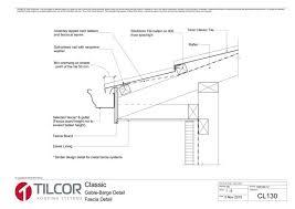 fascia detail cl130