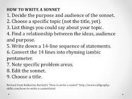 Help me write a sonnet