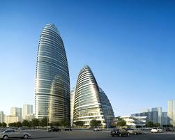 modern architecture. Wangjing Soho, Office And Retail Complex In Beijing By Zaha Hadid Architects Modern Architecture