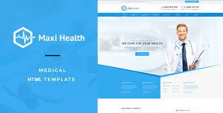 Hospital Html Website Templates From Themeforest
