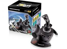 Joystick PS3 PC <b>T</b>.<b>Flight Hotas</b> X - <b>Thrustmaster</b>