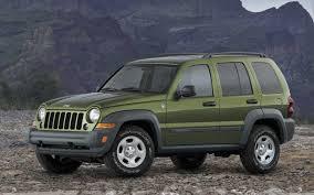 Chrysler Expands Jeep Liberty Control Arm Recall, 346,900 Vehicles ...