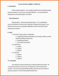simple essay outline template essay checklist simple essay outline template essay outline example word doc editable jpg caption