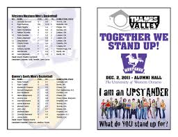 High School Basketball Game Day Programs Templates History Of