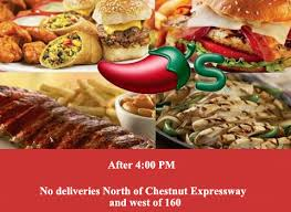 chilis customer service springfield missouri restaurants delivery carry out with quikdine com