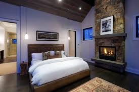 Splendid Bedroom Fireplace Design Decor Of Home Security Decoration  Gorgeous Master Bedroom Designs With Beautiful Fireplace