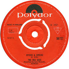 Image result for spicks and specks bee gees