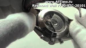 <b>Мужские</b> наручные швейцарские <b>часы Raymond Weil</b> 7730-STC ...