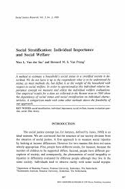 tips for writing the social stratification essays in sociology social stratification is the hierarchical arrangement of social classes castes and strata in a society