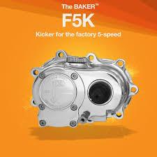 f5k factory 5 speed kicker baker drivetrain