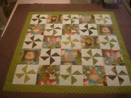 Because I say sew ;) : Jungle Baby Quilt Top & Jungle Baby Quilt Top Adamdwight.com