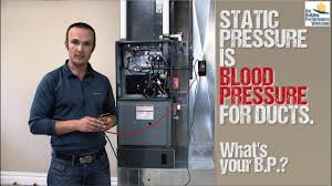Static <b>Pressure</b> Testing and Mapping Demonstration - YouTube