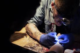 The True Experience Tattooing Interview With Ivan Sabakin Sabaka93