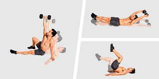 ab exercises to build a six pack