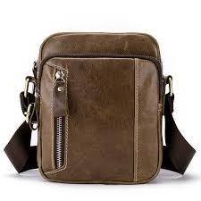 men genuine leather messenger bag men s cross bags casual handle top vintage stylish zipper flap man shoulder for bag men