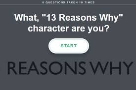 quiz which 13 reasons why character are you