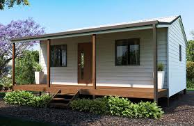 what are flat pack granny flats