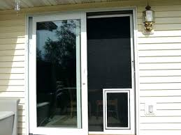 screen door with pet door built in screen door with pet door built for mans best screen door with pet