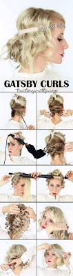 2 gorgeous gatsby hairstyles for or a wedding twist