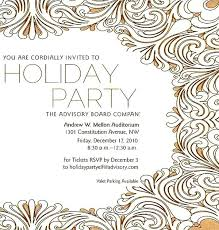 Invitation Sample For Christmas Party Sample Party Invitation Letter