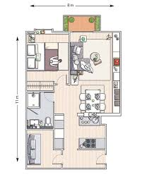 Captivating Small Flat Plans Gallery - Best idea home design .