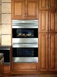 built in oven and microwave cabinet cabinet oven single wall oven cabinet inch built in oven
