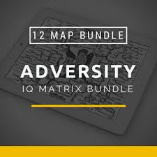 the ultimate guide on how to overcome obstacles and setbacks overcoming adversity iq matrix bundle