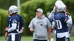 New England Running Back Depth Chart Patriots 2019 Roster New Englands Initial 53 Depth Chart
