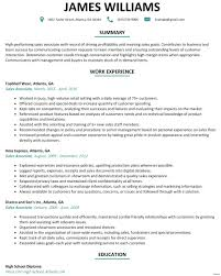 Objective Examples For Resumes Sales Associate Resume Objective Example Http Www Resumecareer 82