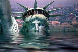 Image result for america under water