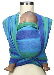 Wrapsody Bali Breeze Baby Carrier - Orion - Wild Was Mama