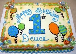 Square Birthday Cake Designs For Boys