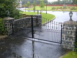 metal entrance gates maghaberry