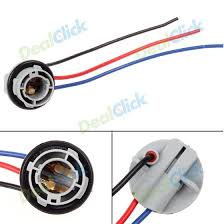 1157 2057 2357 replacement plug sockets extened wiring harness 1157 2057 2357 replacement plug sockets extened wiring harness tail brake light