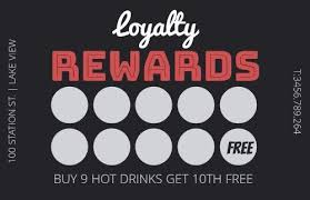 loyalty card template loyalty cards and loyalty card program design by design wizard