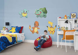 Pokemon Bedroom Decor U2013 Interior Paint Color Trends