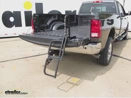 Convert-A-Ball Step Gate - Universal Truck Tailgate Step - 2 Steps ...
