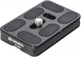 Купить Площадка <b>Benro PU-60 для головок</b> DJ90,N1,N2,B1,B2 в ...
