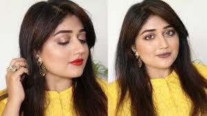 indian festive makeup tutorial mynt