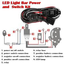 wiring diagram for cree led light bar the wiring diagram led light bar wiring harness diagram nilza wiring diagram