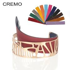 <b>Cremo</b> Plam Tree Bangles Bracelets <b>DIY</b> Jewelry <b>Stainless</b> Steel ...