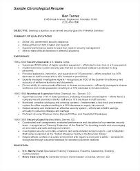 Security Resume Template Vintage Security Guard Resume Sample Free