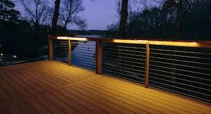 in deck lighting.  deck for in deck lighting r