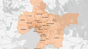 This map tracks the novel coronavirus outbreak in each country worldwide. Coronavirus Victoria Melbourne Mitchell Shire Covid 19 Lockdown Suburbs Boundary Line